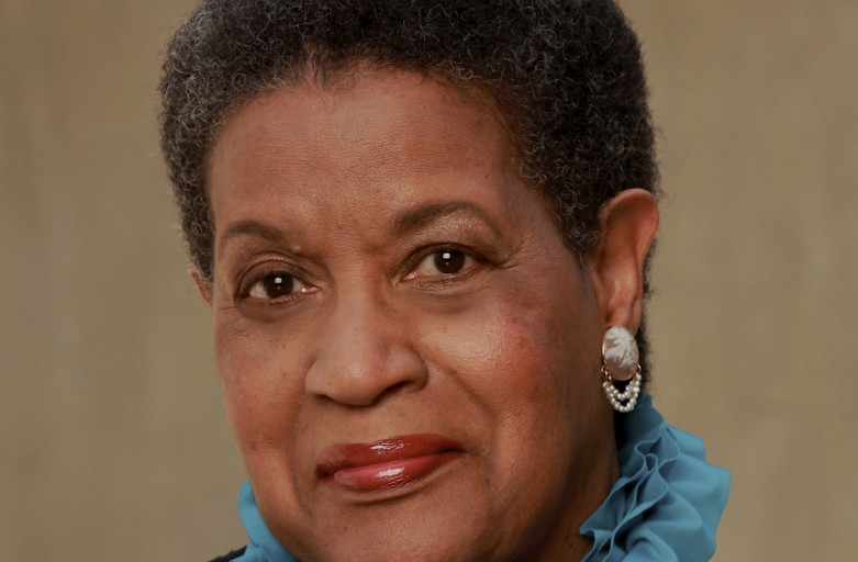 Happy 86th Birthday Mrs. Myrlie Evers!