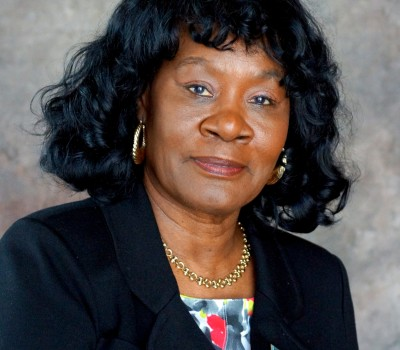 Dr. Betty J. Roberts (Treasurer)